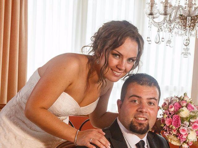 La boda de Eloy y Estibaliz en Capela (Capela, A), A Coruña 31