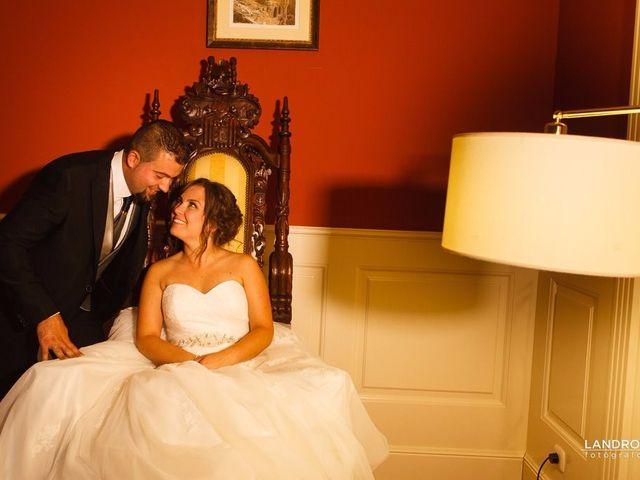 La boda de Eloy y Estibaliz en Capela (Capela, A), A Coruña 1