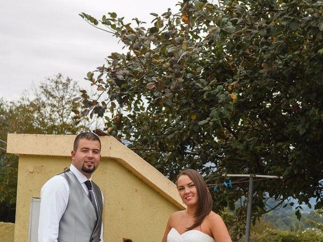 La boda de Eloy y Estibaliz en Capela (Capela, A), A Coruña 41
