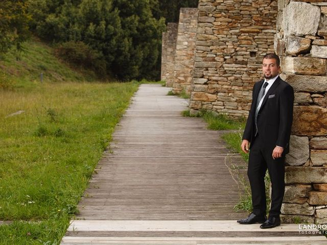 La boda de Eloy y Estibaliz en Capela (Capela, A), A Coruña 43