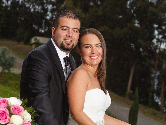 La boda de Eloy y Estibaliz en Capela (Capela, A), A Coruña 44