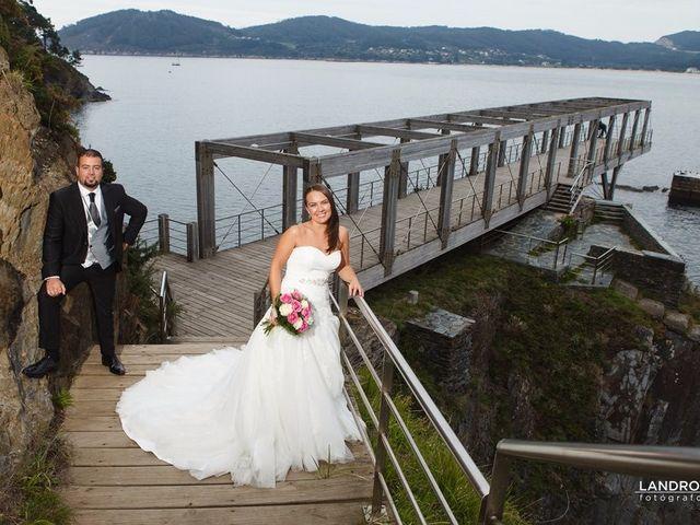 La boda de Eloy y Estibaliz en Capela (Capela, A), A Coruña 45