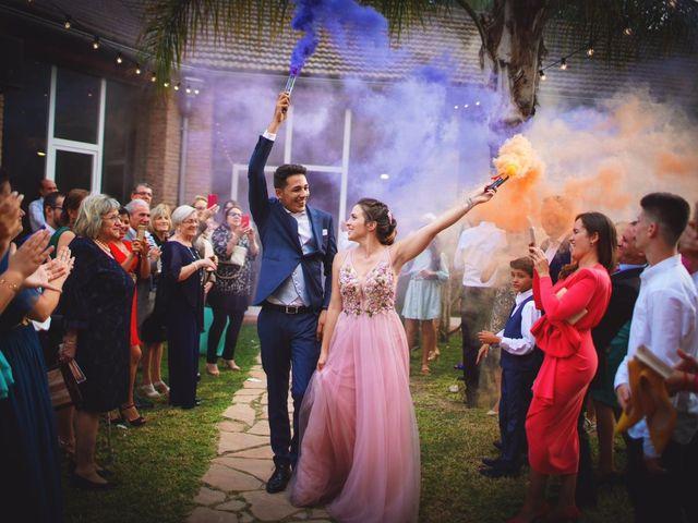 La boda de Tamara y Rubén