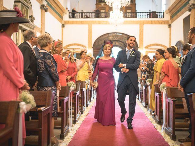 La boda de Borja y Mariola en Vejer De La Frontera, Cádiz 23