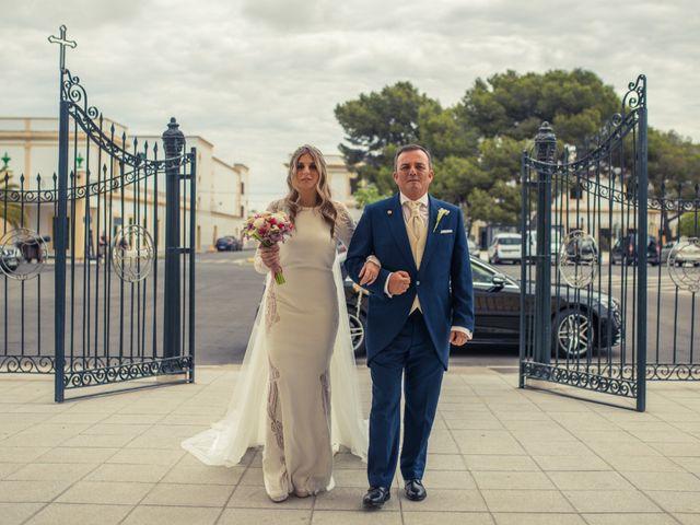 La boda de Borja y Mariola en Vejer De La Frontera, Cádiz 25