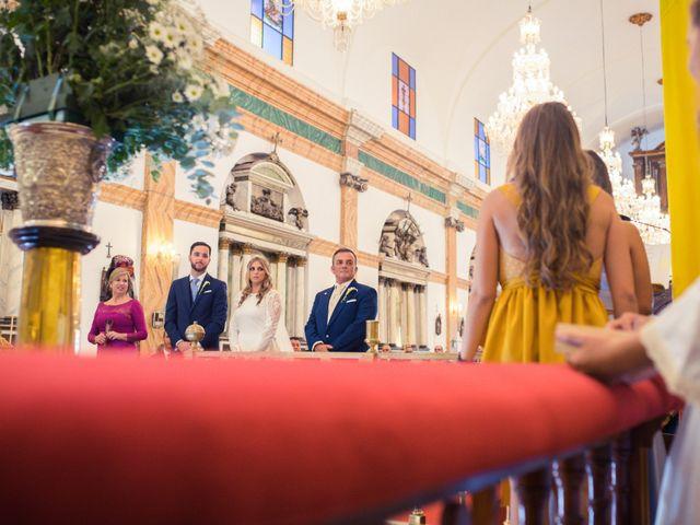 La boda de Borja y Mariola en Vejer De La Frontera, Cádiz 28