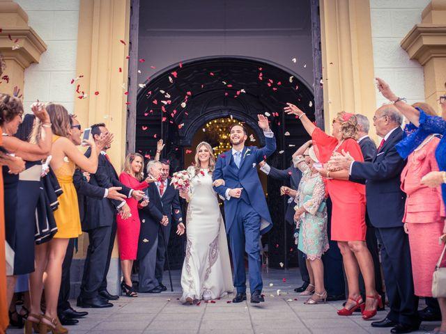 La boda de Borja y Mariola en Vejer De La Frontera, Cádiz 30