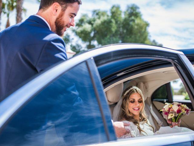 La boda de Borja y Mariola en Vejer De La Frontera, Cádiz 31