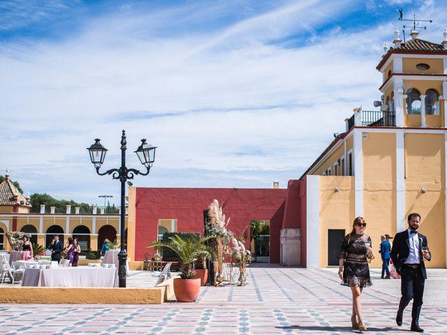 La boda de Borja y Mariola en Vejer De La Frontera, Cádiz 33