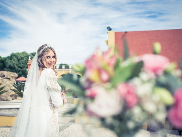 La boda de Borja y Mariola en Vejer De La Frontera, Cádiz 34