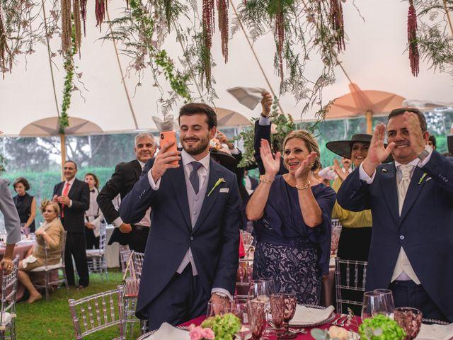 La boda de Borja y Mariola en Vejer De La Frontera, Cádiz 36