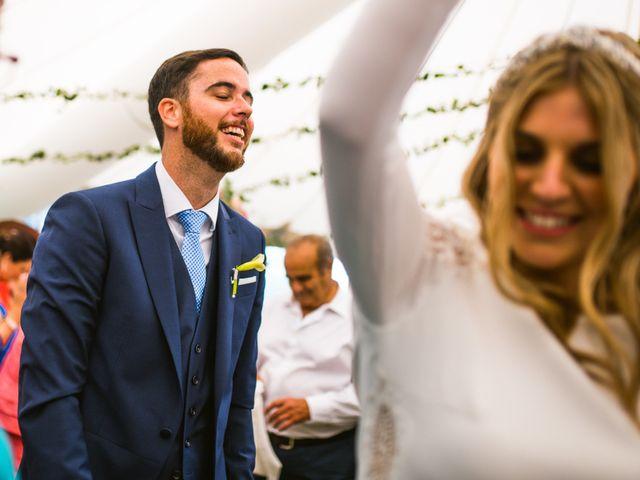 La boda de Borja y Mariola en Vejer De La Frontera, Cádiz 38