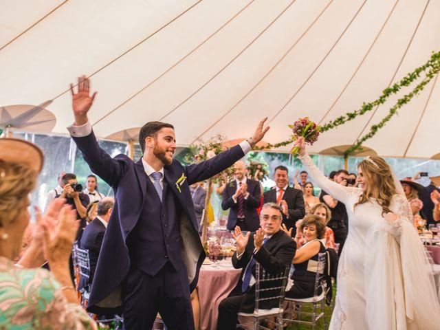 La boda de Borja y Mariola en Vejer De La Frontera, Cádiz 39