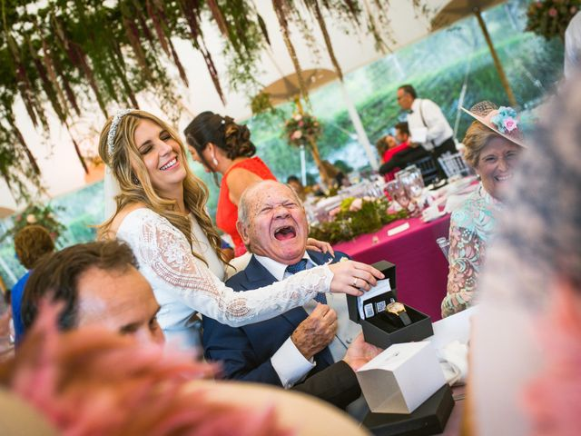 La boda de Borja y Mariola en Vejer De La Frontera, Cádiz 42