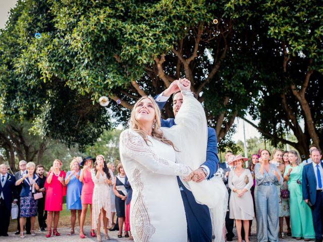 La boda de Borja y Mariola en Vejer De La Frontera, Cádiz 43