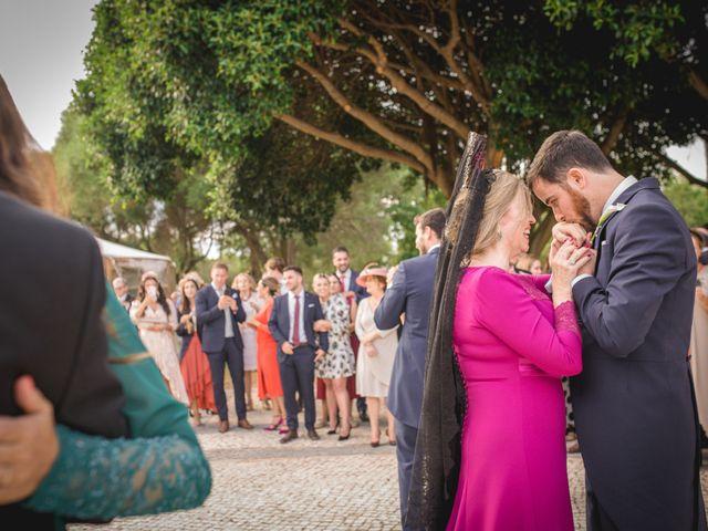 La boda de Borja y Mariola en Vejer De La Frontera, Cádiz 44