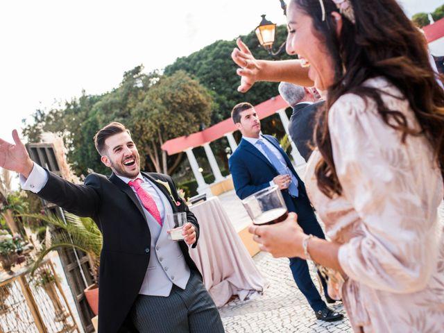 La boda de Borja y Mariola en Vejer De La Frontera, Cádiz 46