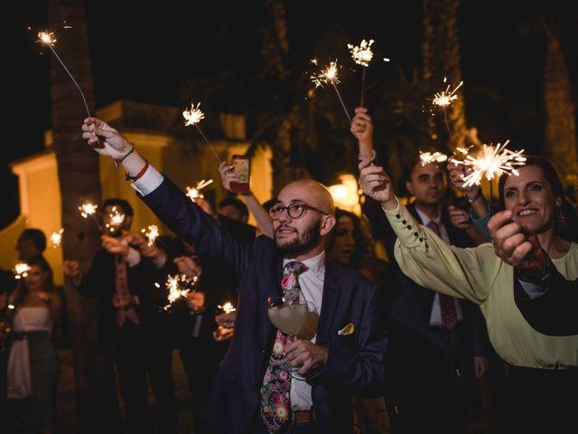 La boda de Borja y Mariola en Vejer De La Frontera, Cádiz 47