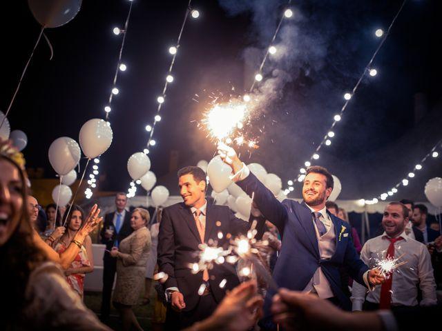 La boda de Borja y Mariola en Vejer De La Frontera, Cádiz 49