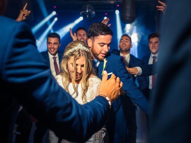 La boda de Borja y Mariola en Vejer De La Frontera, Cádiz 50
