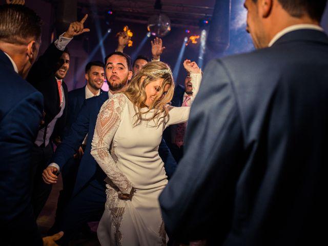 La boda de Borja y Mariola en Vejer De La Frontera, Cádiz 51