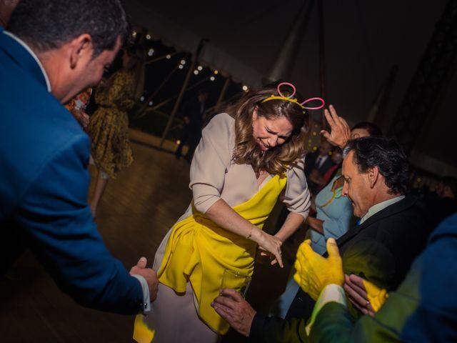 La boda de Borja y Mariola en Vejer De La Frontera, Cádiz 53