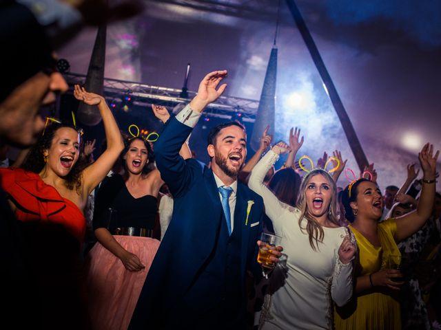 La boda de Borja y Mariola en Vejer De La Frontera, Cádiz 60