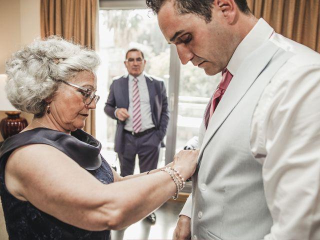 La boda de Vanesa y Oscar en Benalmadena Costa, Málaga 12
