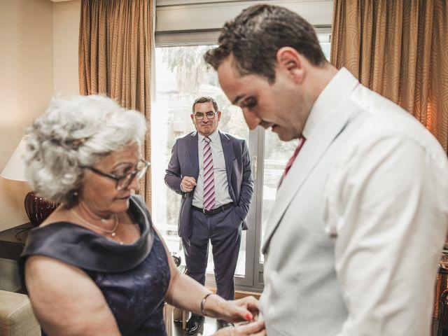 La boda de Vanesa y Oscar en Benalmadena Costa, Málaga 13