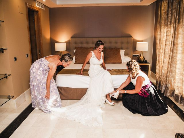 La boda de Vanesa y Oscar en Benalmadena Costa, Málaga 36