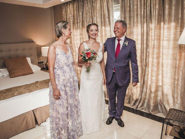 La boda de Vanesa y Oscar en Benalmadena Costa, Málaga 40