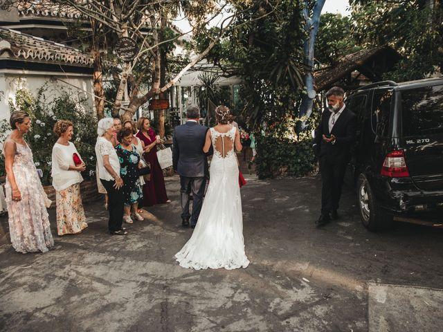 La boda de Vanesa y Oscar en Benalmadena Costa, Málaga 55
