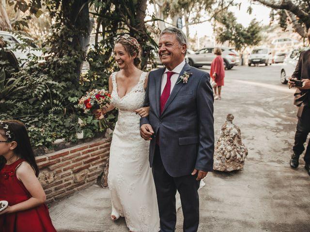 La boda de Vanesa y Oscar en Benalmadena Costa, Málaga 57