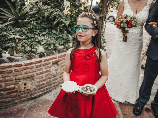La boda de Vanesa y Oscar en Benalmadena Costa, Málaga 58