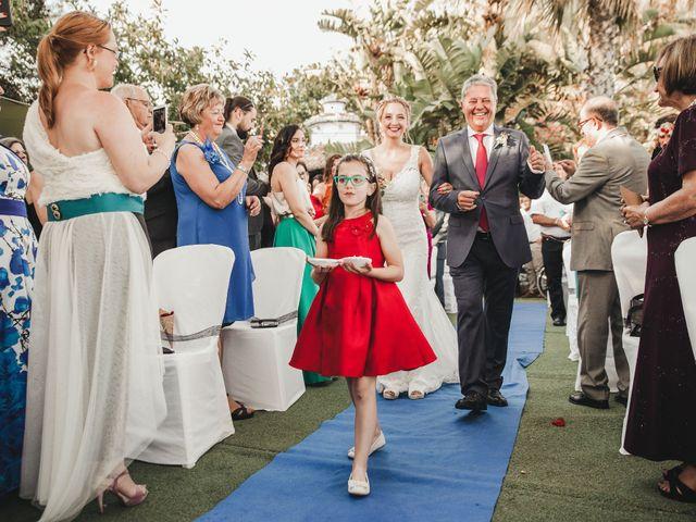 La boda de Vanesa y Oscar en Benalmadena Costa, Málaga 61