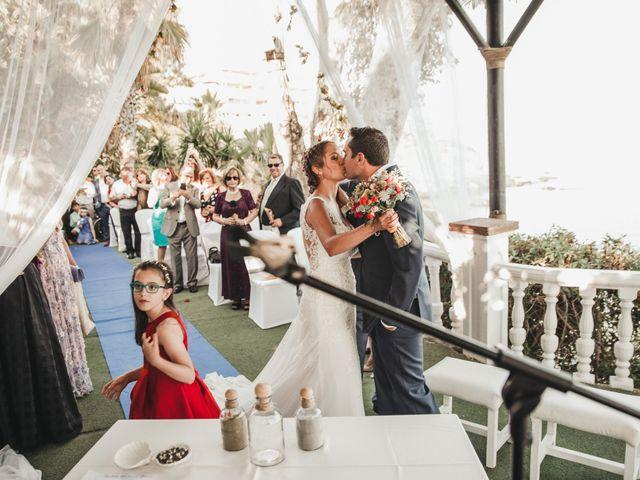 La boda de Vanesa y Oscar en Benalmadena Costa, Málaga 62