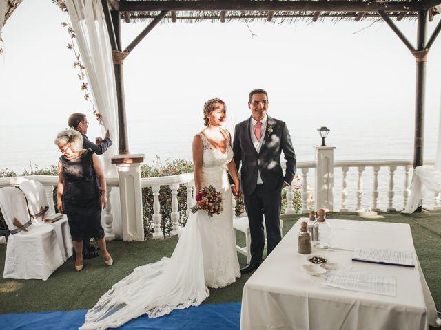 La boda de Vanesa y Oscar en Benalmadena Costa, Málaga 63