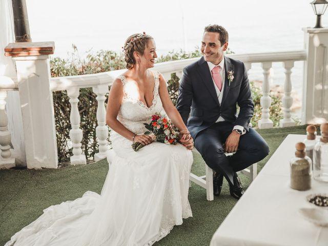 La boda de Vanesa y Oscar en Benalmadena Costa, Málaga 64