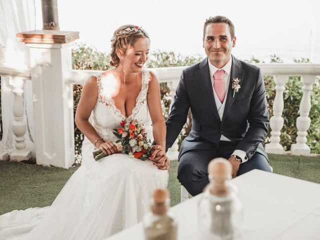 La boda de Vanesa y Oscar en Benalmadena Costa, Málaga 65