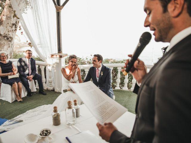 La boda de Vanesa y Oscar en Benalmadena Costa, Málaga 66