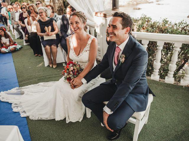 La boda de Vanesa y Oscar en Benalmadena Costa, Málaga 67