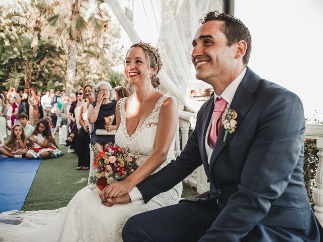 La boda de Vanesa y Oscar en Benalmadena Costa, Málaga 69