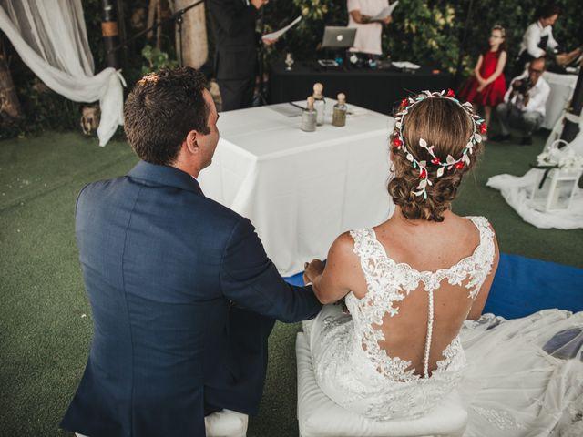 La boda de Vanesa y Oscar en Benalmadena Costa, Málaga 70