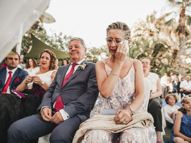La boda de Vanesa y Oscar en Benalmadena Costa, Málaga 73