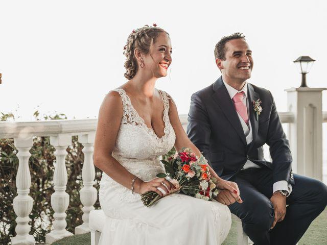 La boda de Vanesa y Oscar en Benalmadena Costa, Málaga 74
