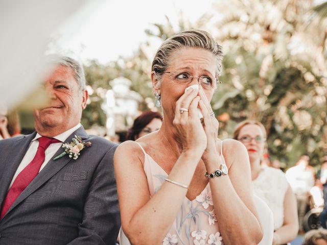 La boda de Vanesa y Oscar en Benalmadena Costa, Málaga 75