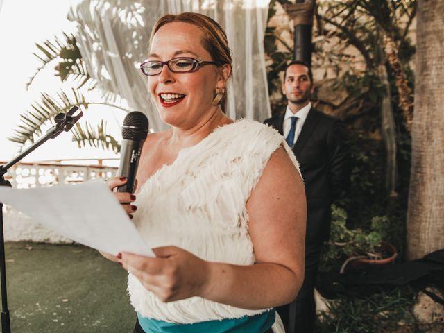 La boda de Vanesa y Oscar en Benalmadena Costa, Málaga 77
