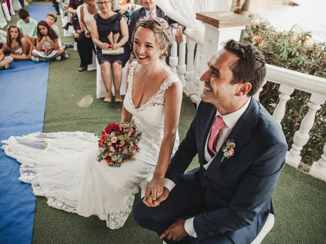 La boda de Vanesa y Oscar en Benalmadena Costa, Málaga 79