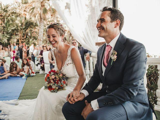 La boda de Vanesa y Oscar en Benalmadena Costa, Málaga 81