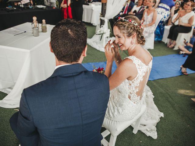 La boda de Vanesa y Oscar en Benalmadena Costa, Málaga 84